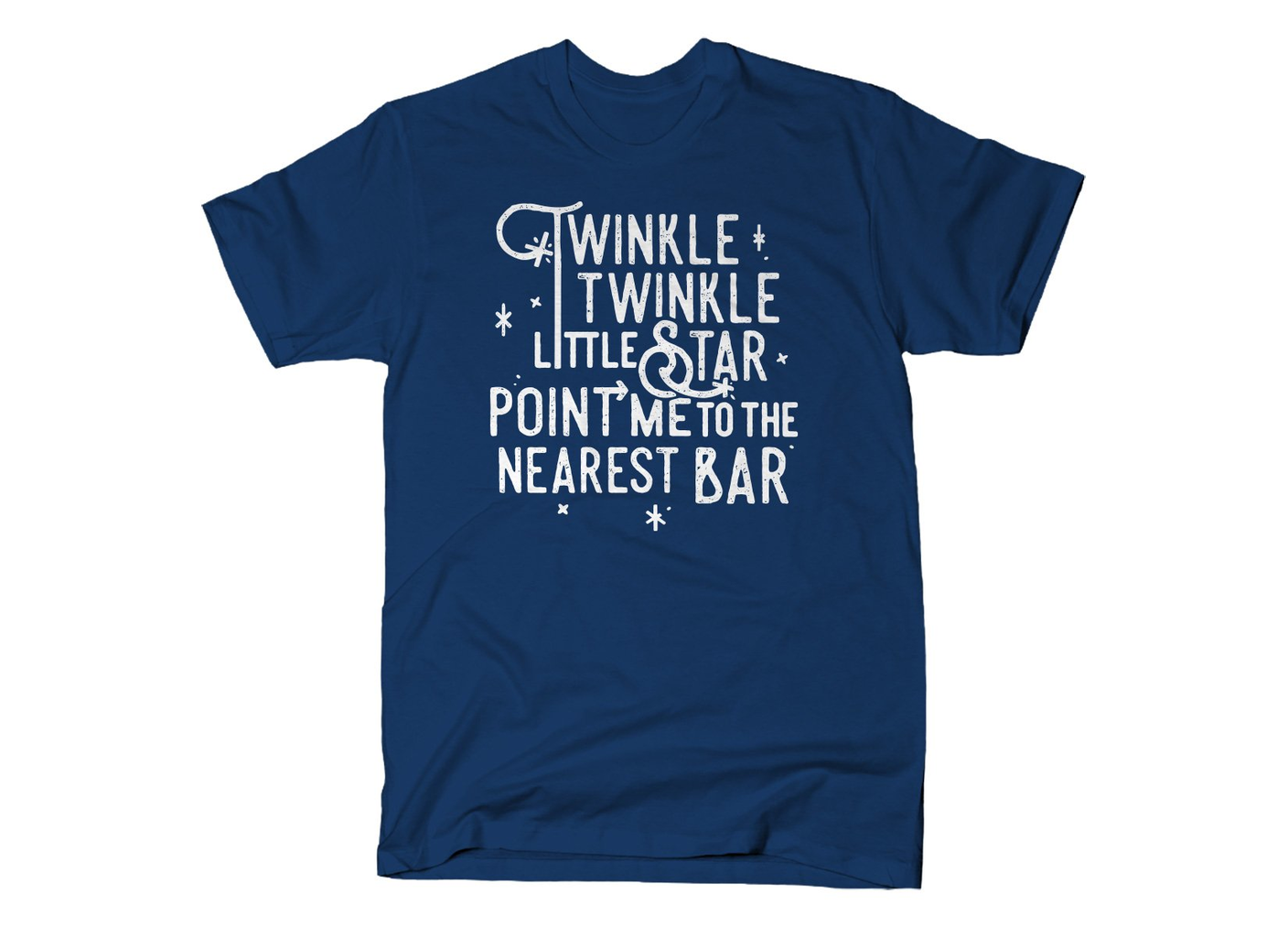 SnorgTees: Point Me To The Nearest Bar