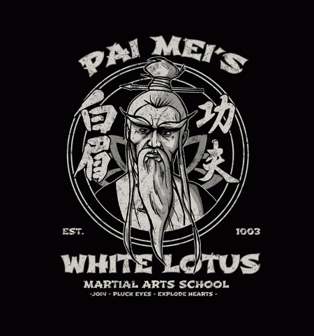 BustedTees: White Lotus