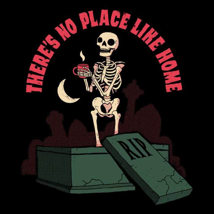 Once Upon a Tee: There's No Place Like Home