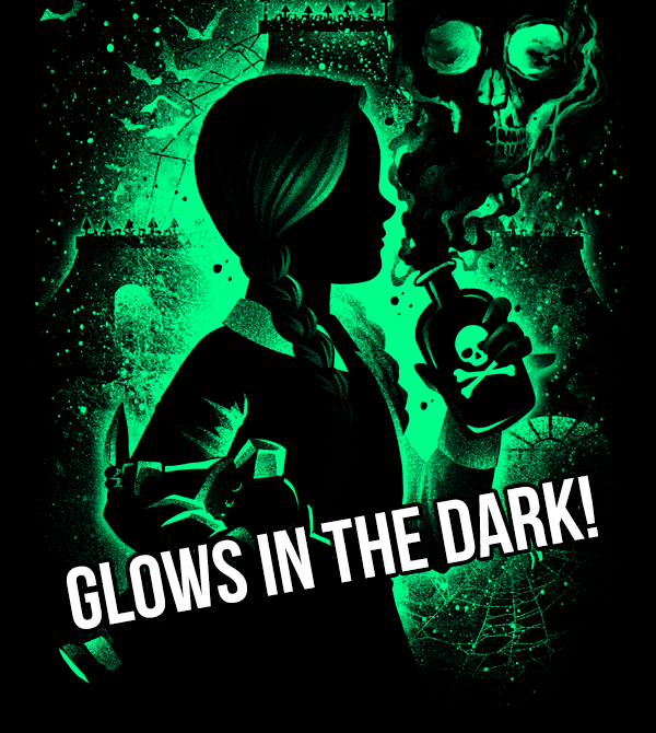 teeVillain: I Hate Glow