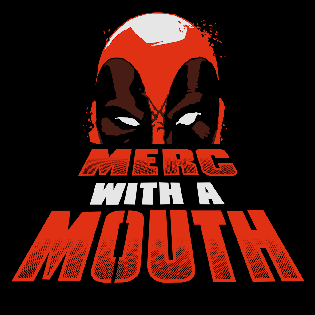 Pop-Up Tee: Merc Mouth