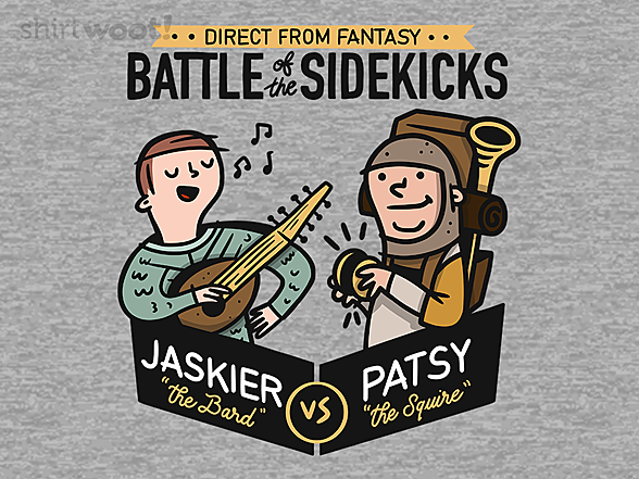 Woot!: Battle of the Sidekicks