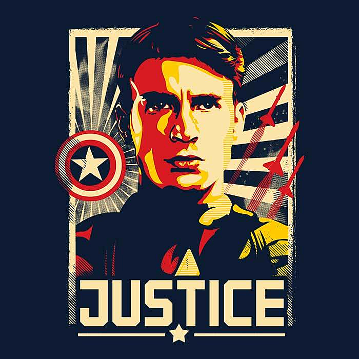 Once Upon a Tee: Justice