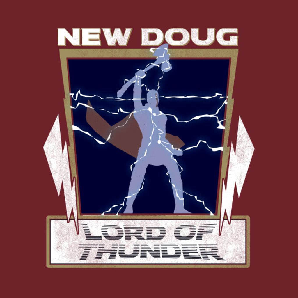 TeePublic: New Doug