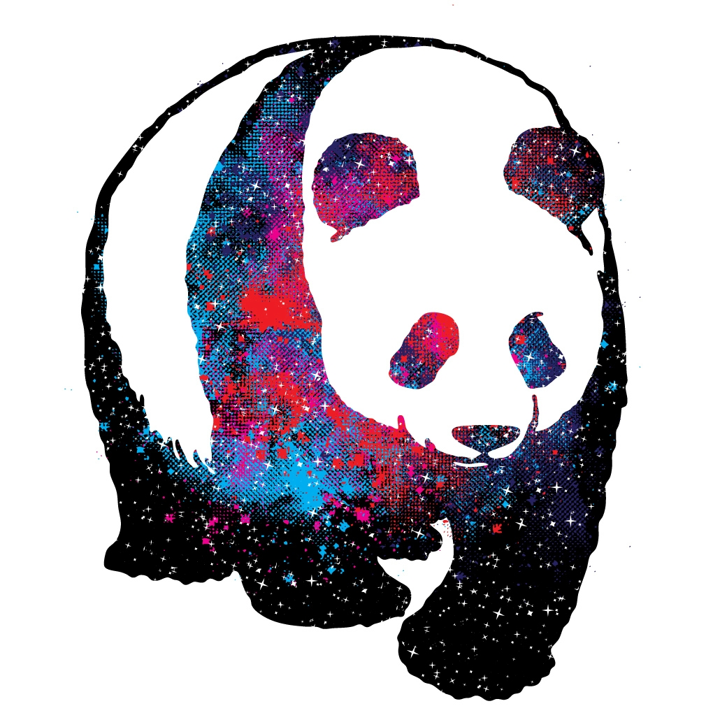 TeeTournament: Panda Space