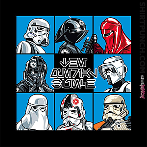 ShirtPunch: The Imperial Bunch