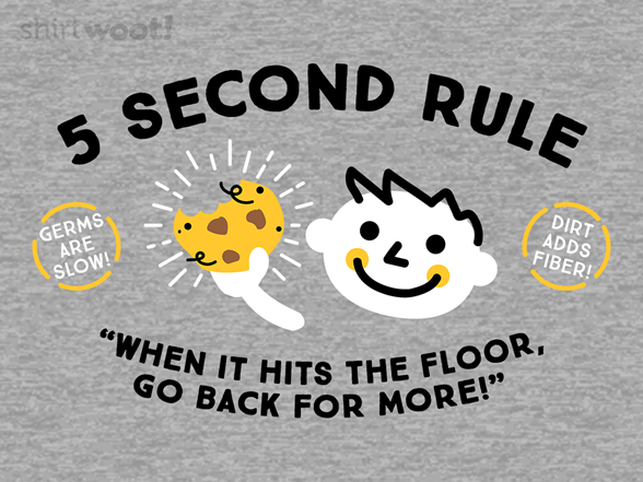 Woot!: Five Seconds