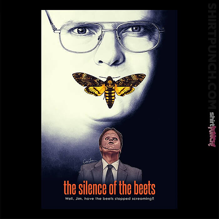 ShirtPunch: Silence Of The Beets