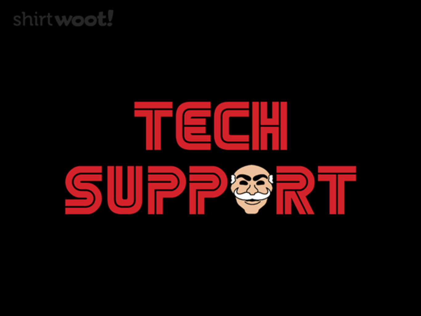 Woot!: Elliot's Tech Support - $8.00 + $5 standard shipping