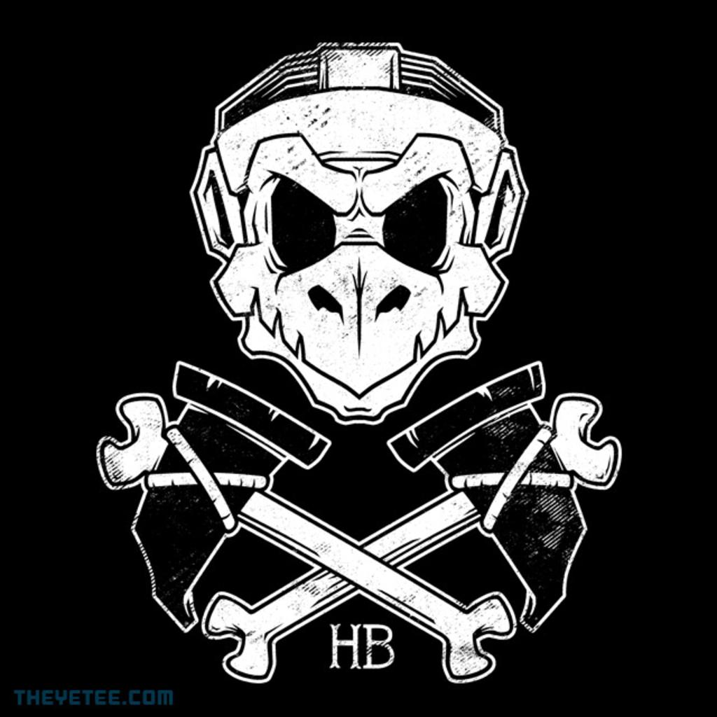 The Yetee: Hammer Brotherhood