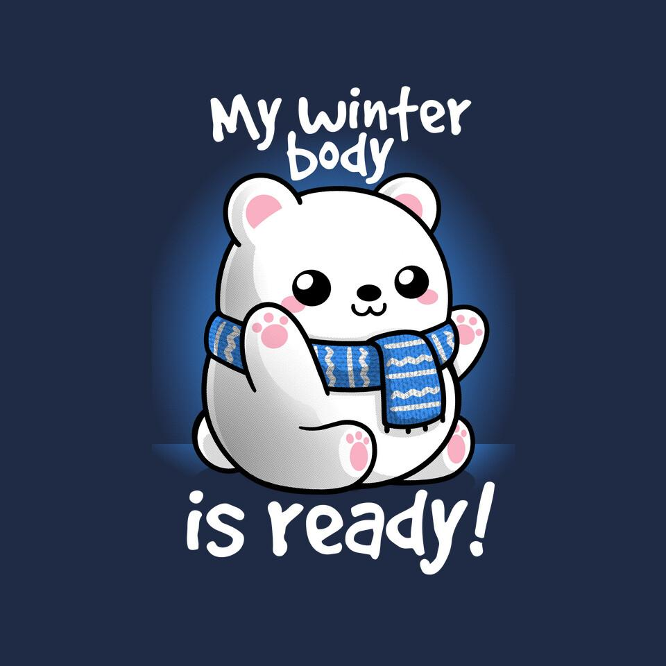 TeeFury: Winter Body