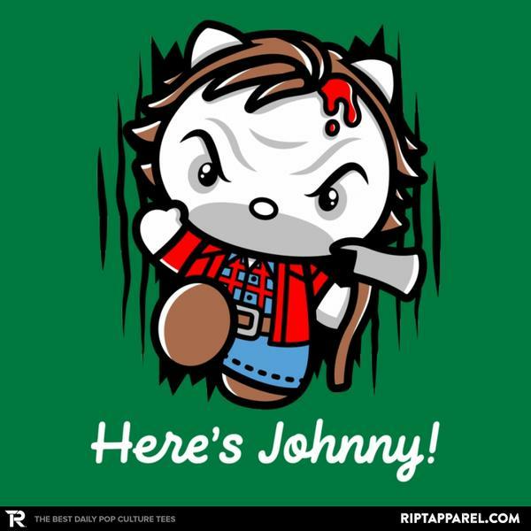 Ript: Hello Johnny!