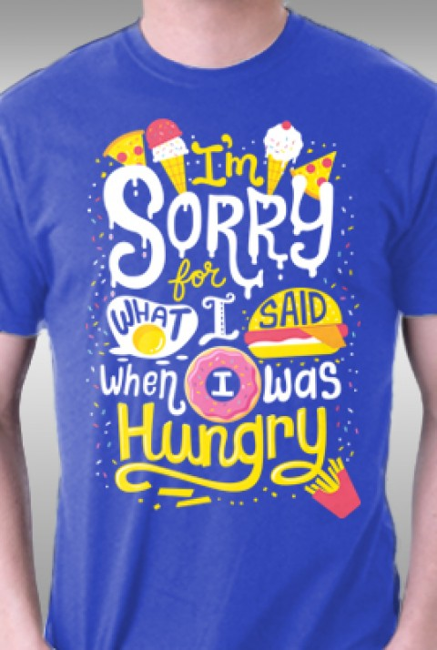 TeeFury: I Was Hungry