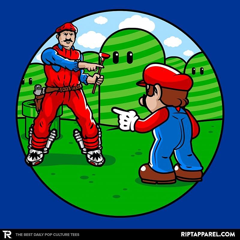 Ript: Two Plumbers