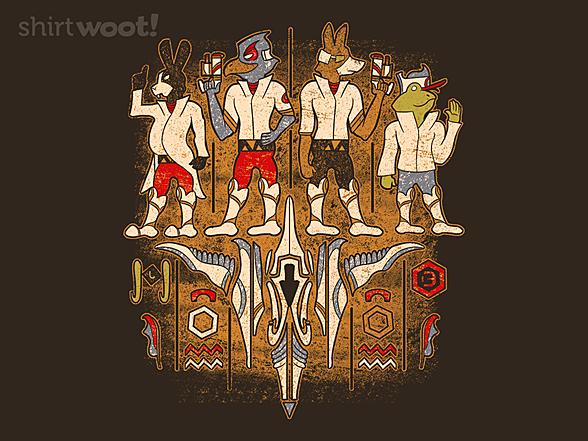 Woot!: Star Gods