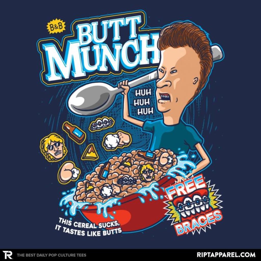 Ript: Butt Munch