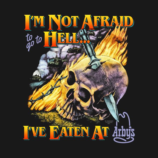 TeePublic: Hell Arbys
