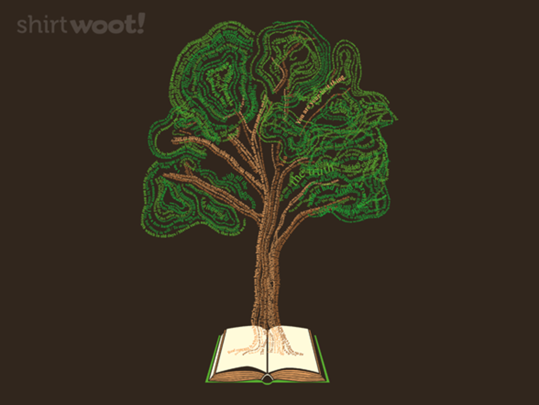 Woot!: Tree of Wisdom