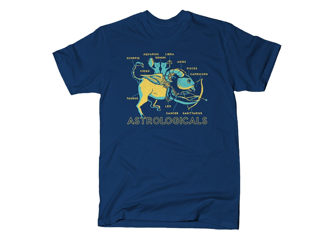 SnorgTees: Astrologicals