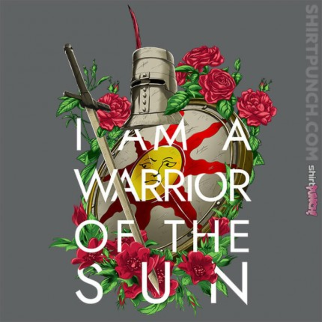 ShirtPunch: Warrior Of The Sun