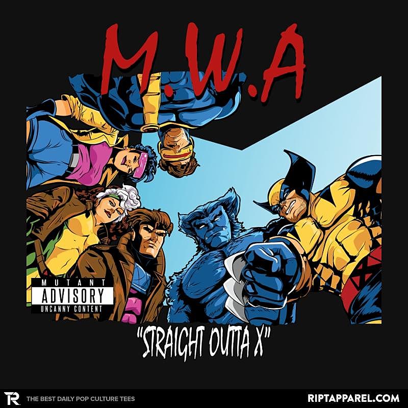 Ript: Straight Outta X