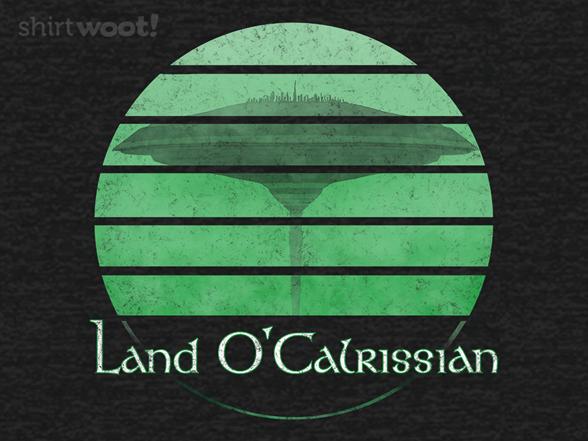 Woot!: Land O'Calrissian