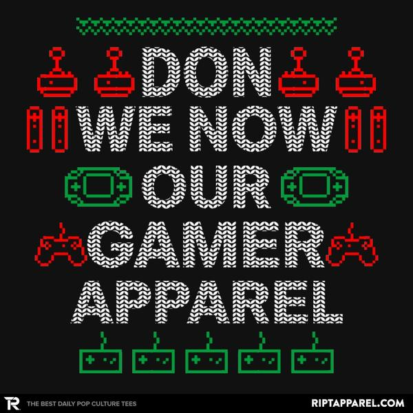 Ript: Don We Now Our Gamer Apparel