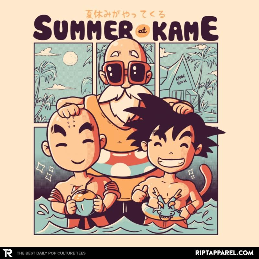 Ript: Summer at Kame