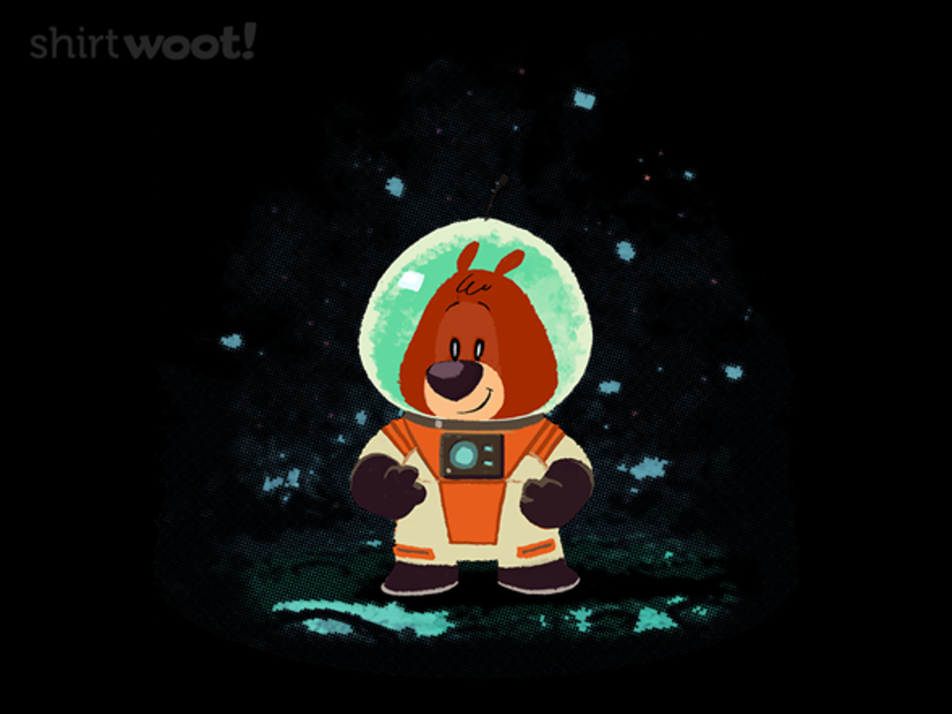 Woot!: Space Bear