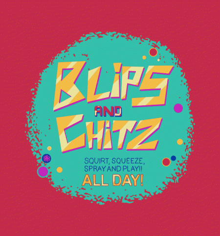 BustedTees: Blips and Chitz