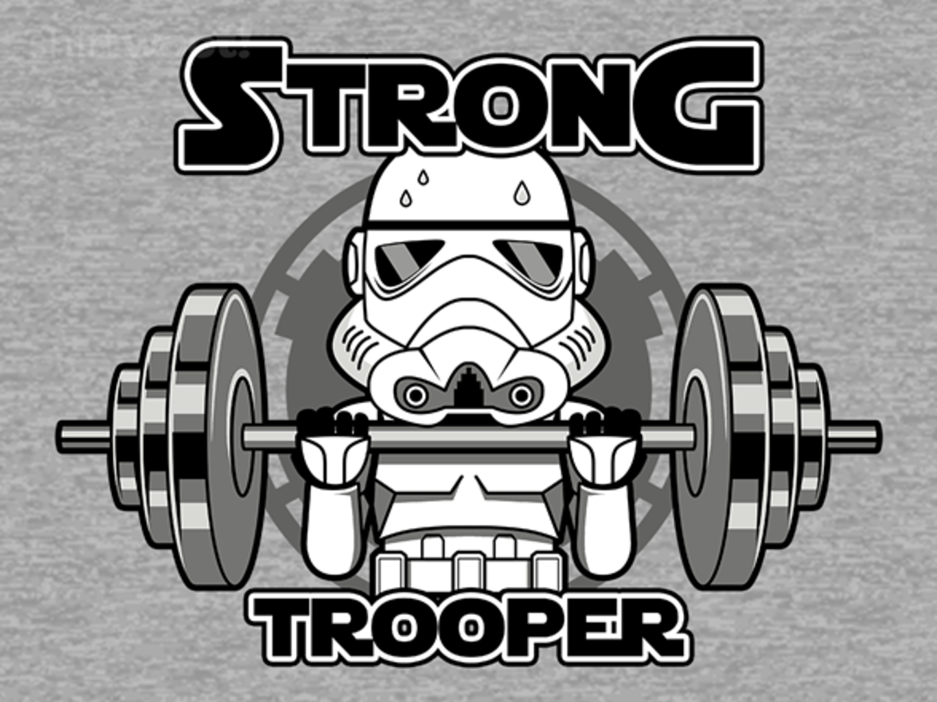 Woot!: Strong Trooper