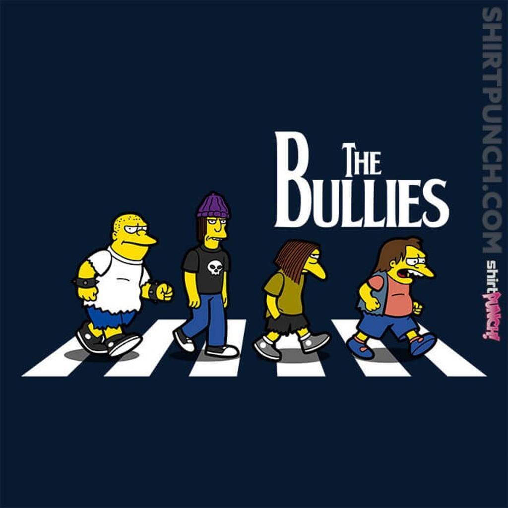 ShirtPunch: The Bullies