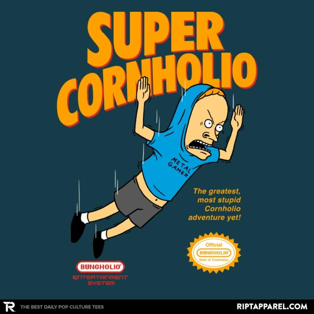 Ript: Super Cornholio