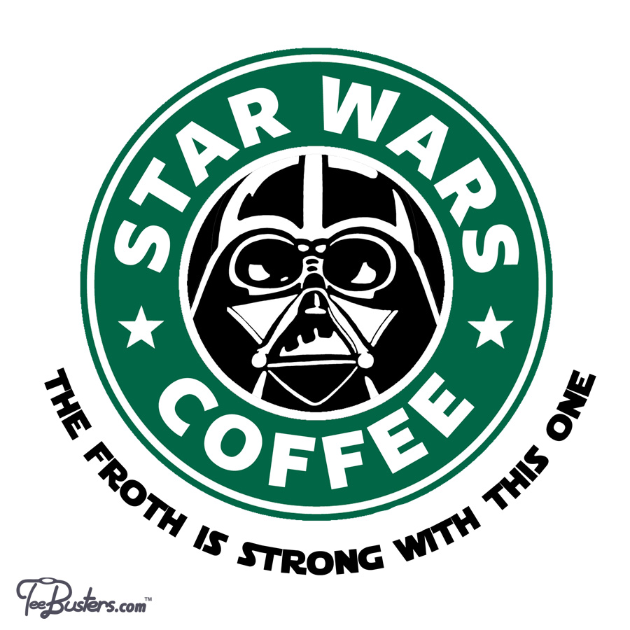 TeeBusters: Star Wars Coffee