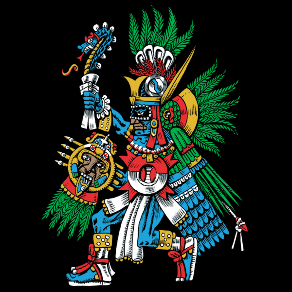 NeatoShop: Huitzilopochtli Colors