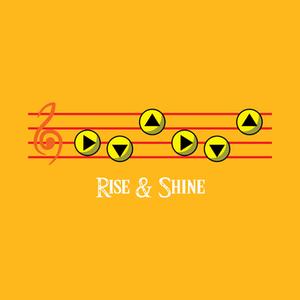 TeePublic: Rise & Shine