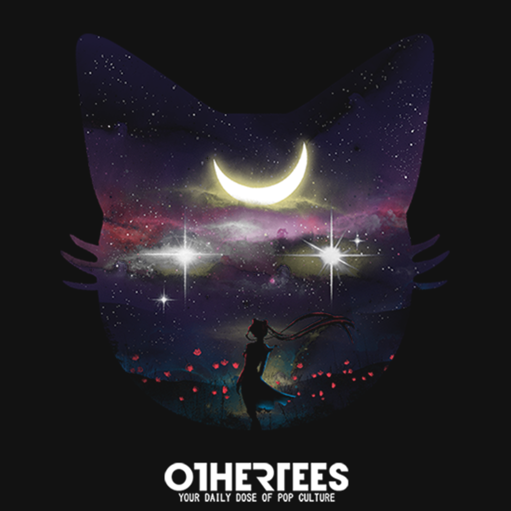 OtherTees: Moon Chaser
