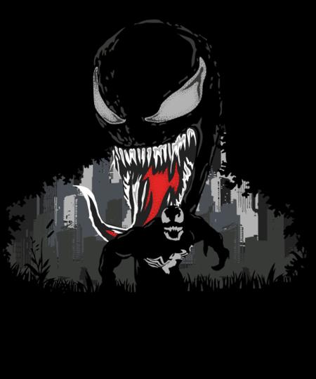 Qwertee: Symbiote