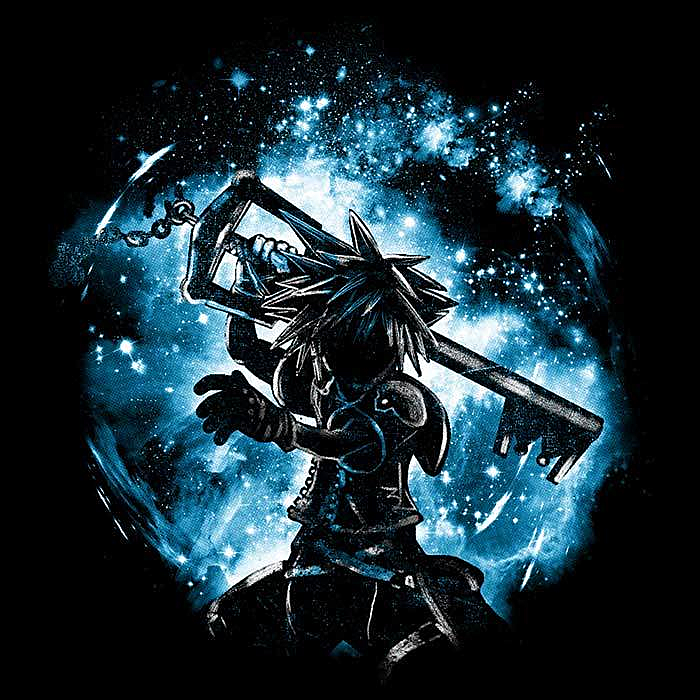 Once Upon a Tee: Space Keyblade
