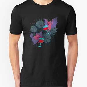 RedBubble: party bats