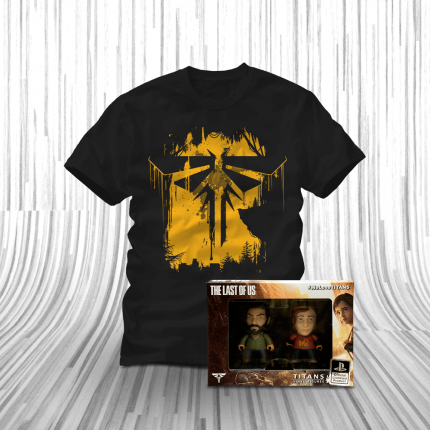 ShirtPunch: The Last Of Us Bundle