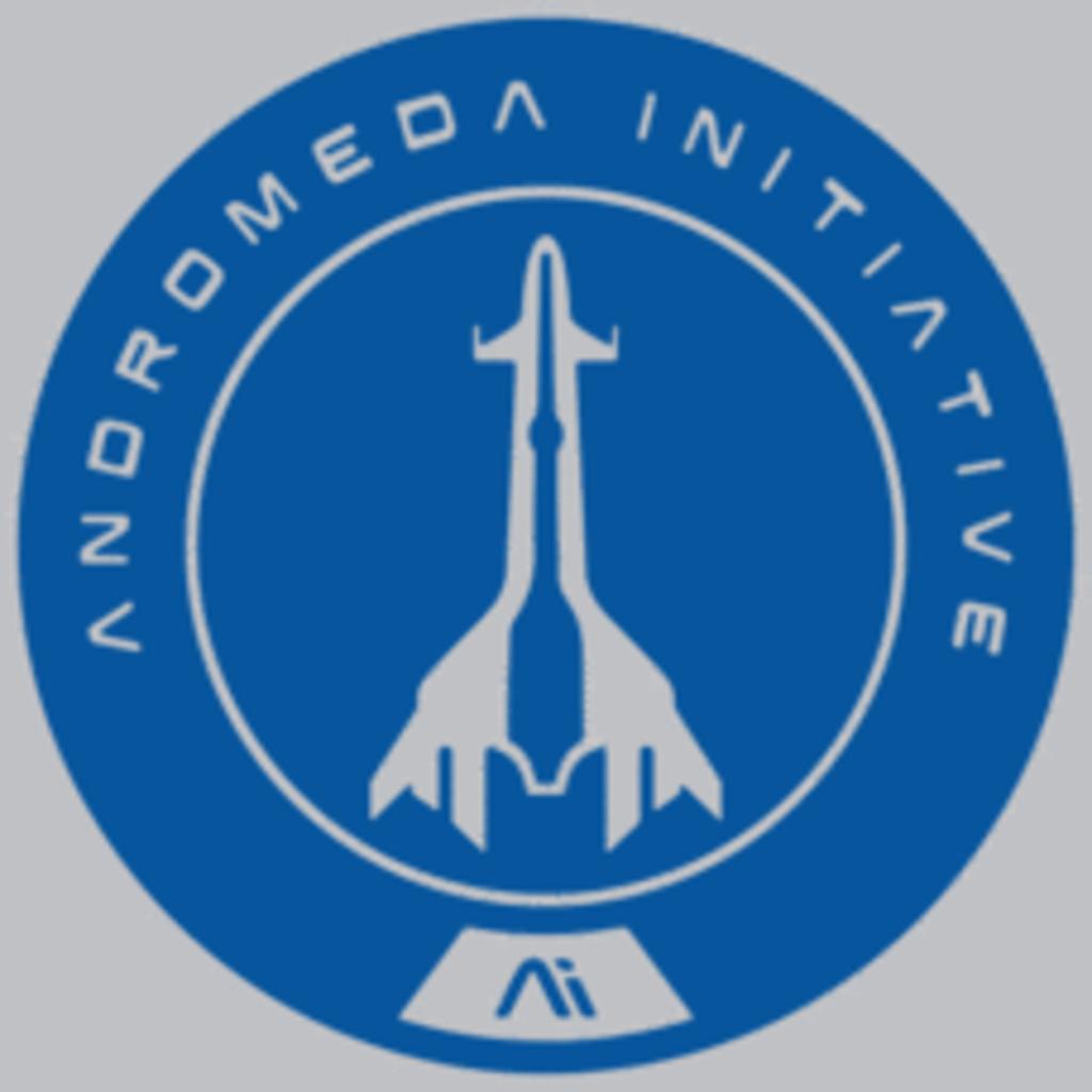 Textual Tees: Andromeda Initiative