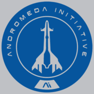 Textual Tees: Andromeda Initiative