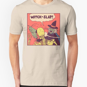 RedBubble: Witch-Slap