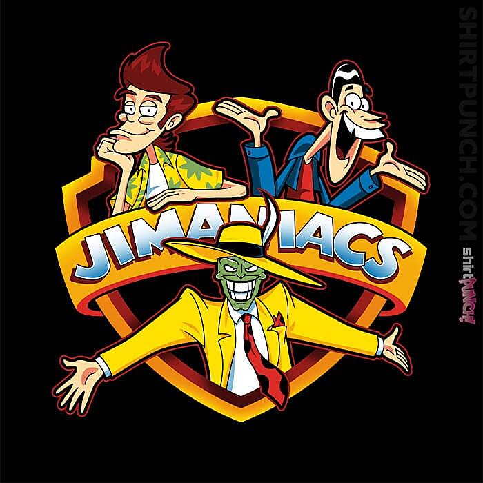 ShirtPunch: Jimaniacs