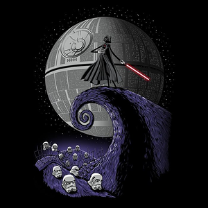 Once Upon a Tee: The Nightmare Before Empire