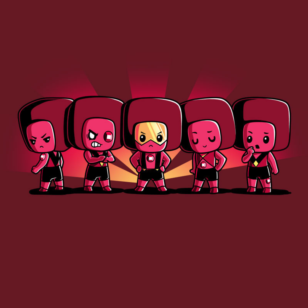 TeeTurtle: Hit the Diamond (The Rubies)