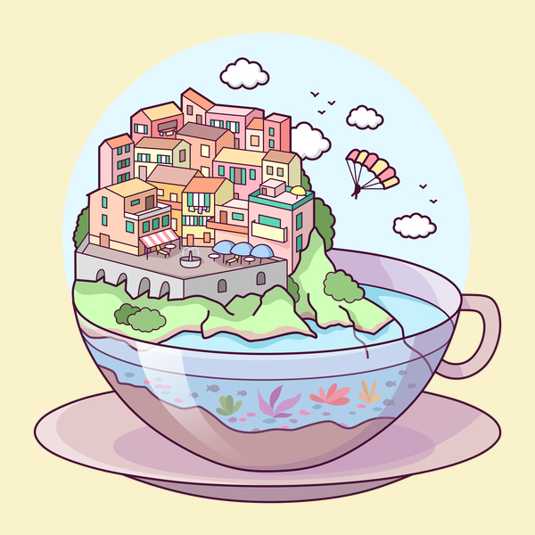 NeatoShop: Tea Town