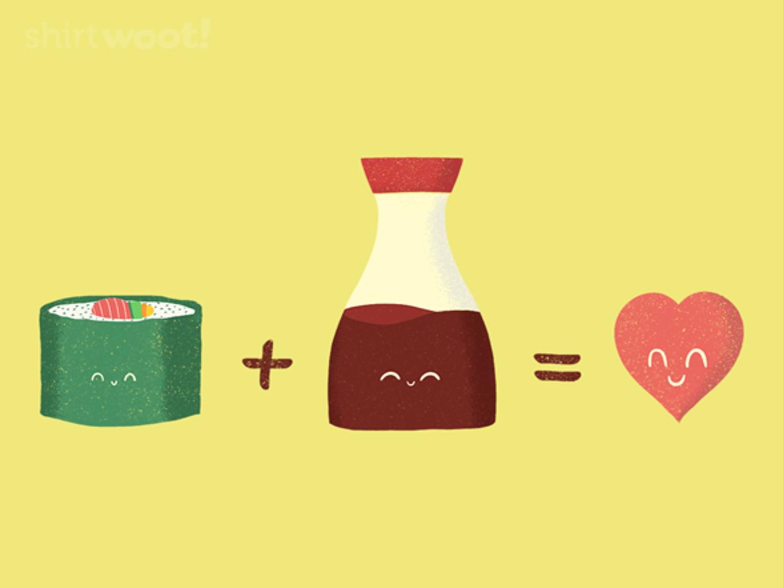Woot!: Sushi Math