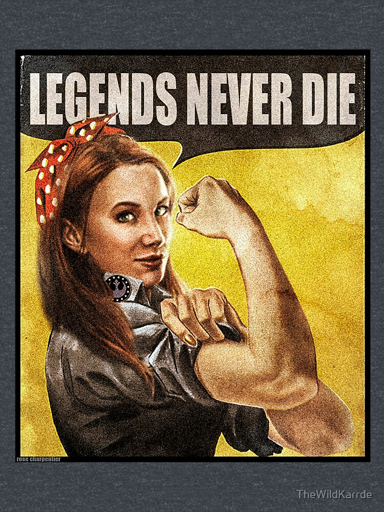 RedBubble: Mara the Fighter - Legends Never Die